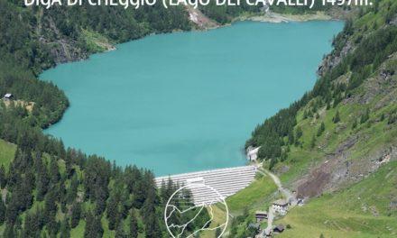 1922-1926: COSTRUZIONE DELLA DIGA DI CHEGGIO