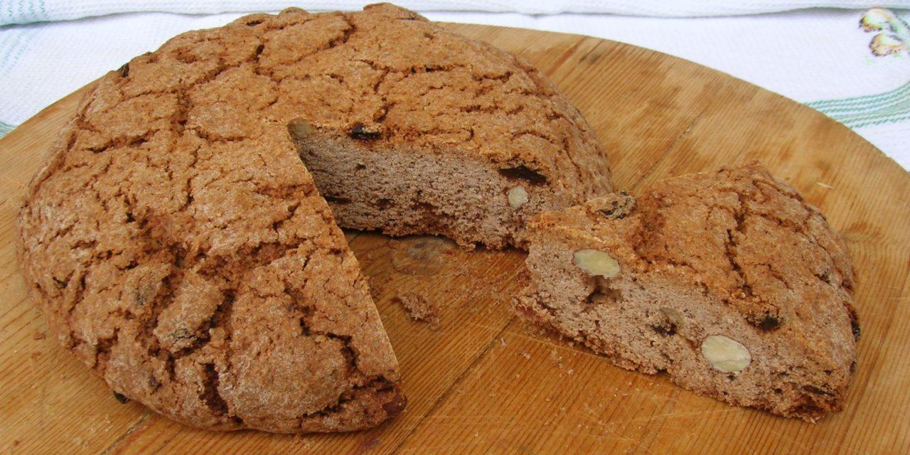CRASANZIN O CRESCIANZIN: pane tipico delle valli ossolane