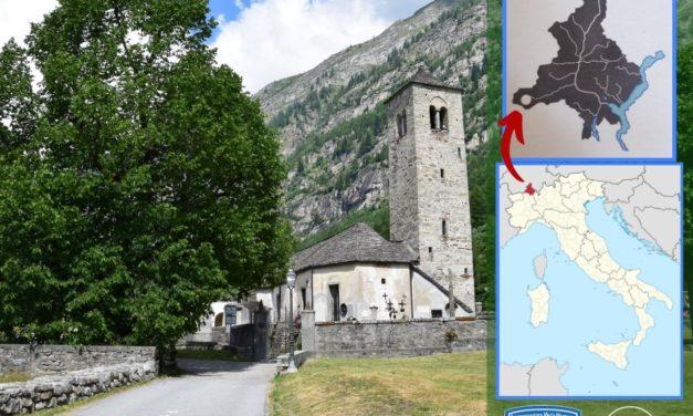 """BELLEZZE DEL VERBANO CUSIO OSSOLA – Il """"Dorf"""" di Macugnaga, valle Anzasca –"""