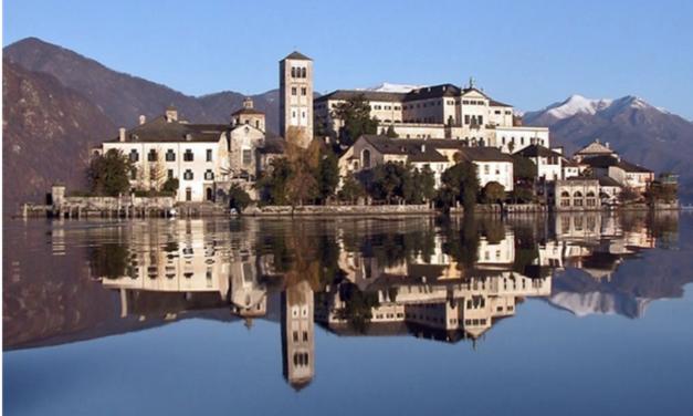 ISOLA DI SAN GIULIO – la bellezza incontrastata del lago d'orta