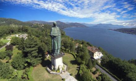 COLOSSO DI SAN CARLO DI ARONA – Il progetto e la storia