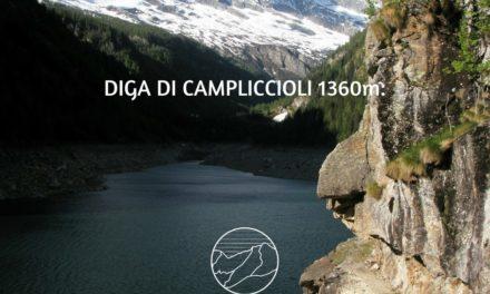 1924-1930: COSTRUZIONE DELLA DIGA DI CAMPLICCIOLI