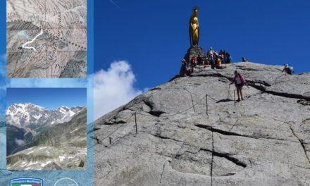 CLASSICHE ESCURSIONI OSSOLANE – Madonnina del passo del Monte Moro, valle Anzasca –