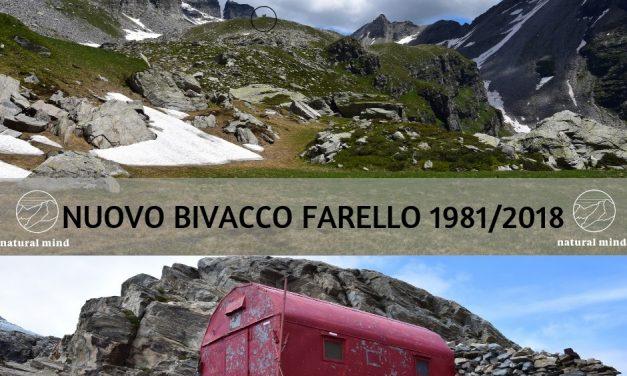 STORIA DEL BIVACCO BENIAMINO FARELLO